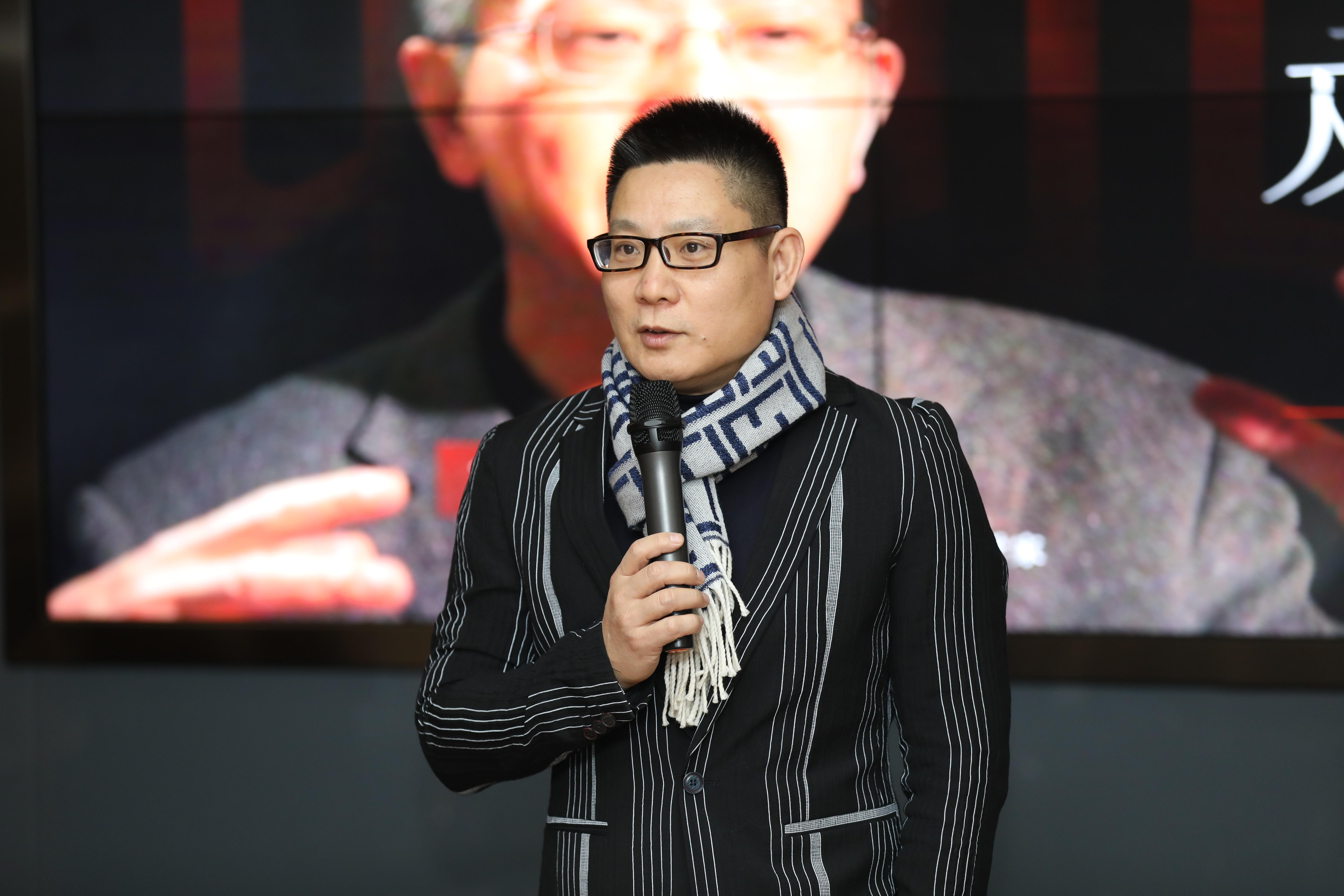 (网易传媒副总编辑、00派理事长姚长盛)