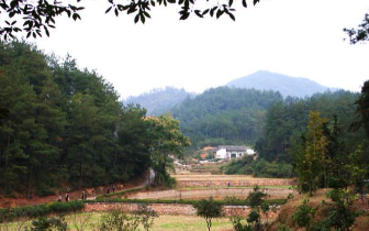 韶山平里村田园综合体项目有序推进
