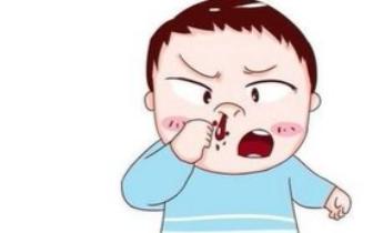孩子爱抠鼻子或是过敏性鼻炎 常挖鼻子会使颜值下降