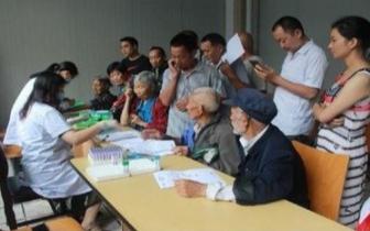 孝南区93名晚期血吸虫病人获救治