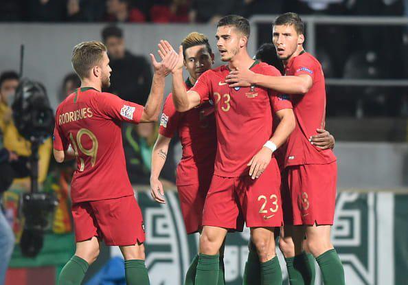 欧国联-A席破门意甲大将点射 葡萄牙1-1波兰锁定第1