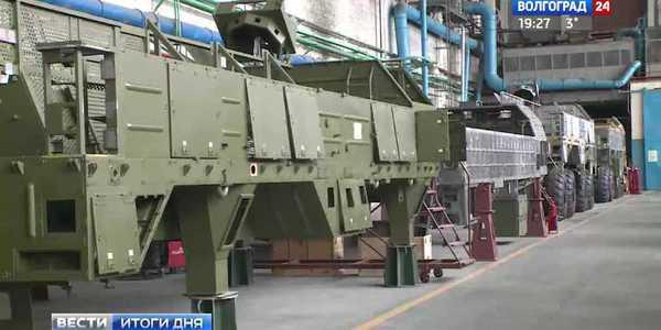 俄罗斯装备最新伊斯坎德尔-M弹道导弹