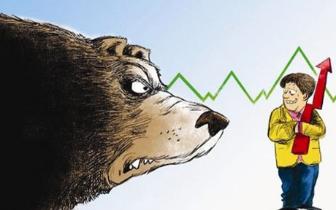 美三大股指再重挫 科技五巨头市值蒸发超万亿美元