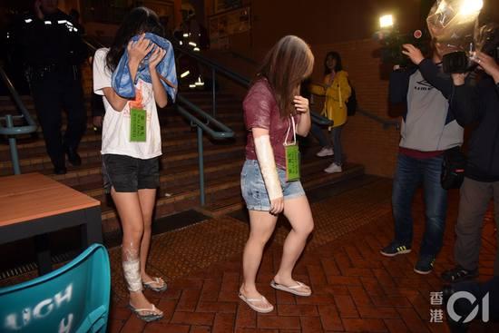 香港浸会大学宿舍疑因洒面粉庆生致粉尘爆炸