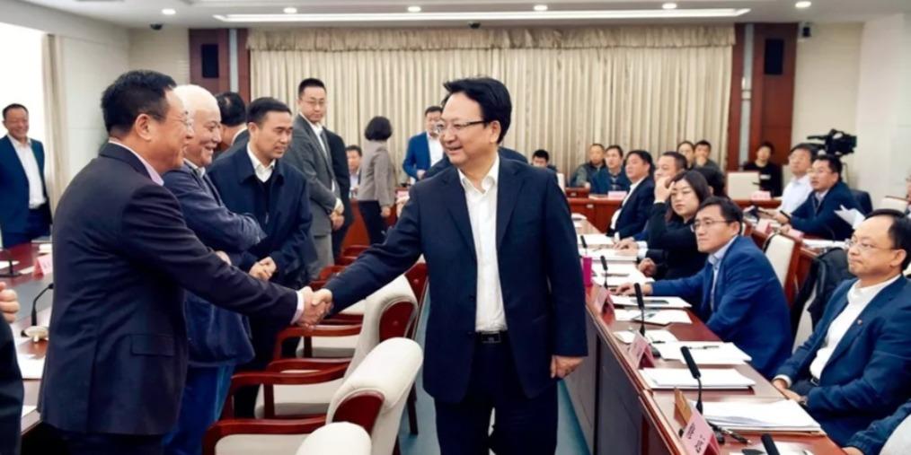 吉林省政府召开企业创新发展恳谈会