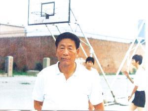 张福德是天津篮球名宿