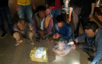 攀枝花警方破获一起省督特大运毒案 查获海洛因22斤