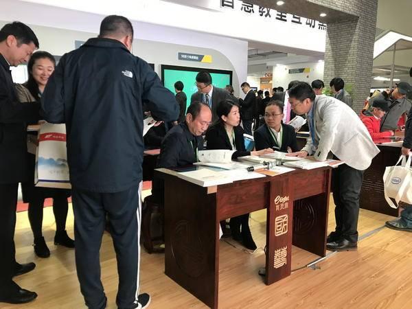 第75届中国教育装备展震撼来袭,育灵童引领国学教育新征程