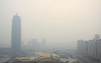 河南发布黄色霾预警 省气象局支健康招
