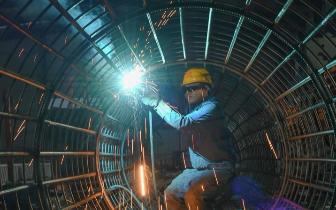 新建福厦铁路厦门段桥隧全面开工