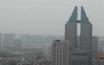 雾霾来袭!河南9市启动重污染天气预警