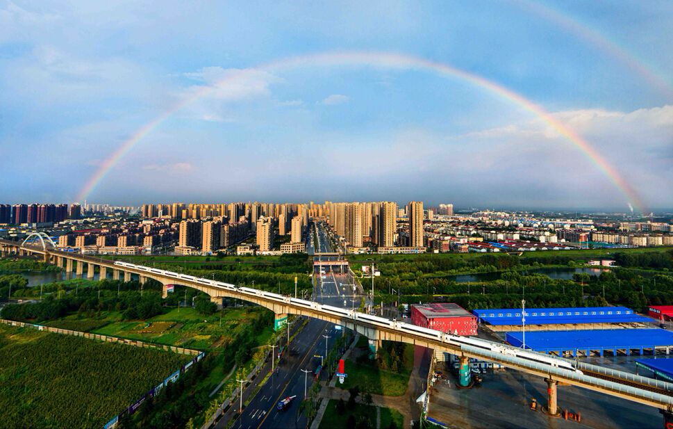 """改革开放四十年 带你翻阅唐山交通发展""""全景图"""""""