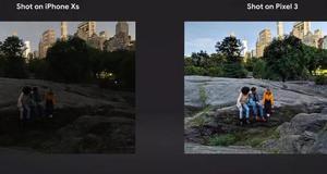 周末荐读 | 凭单摄完虐iPhone Xs,揭秘谷歌相机夜视功能