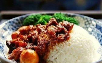 揭秘风味独特的台湾卤肉饭好吃的秘密武器