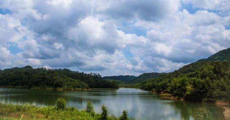 惠城公布黄沙洞水库—大岚河绿道规划