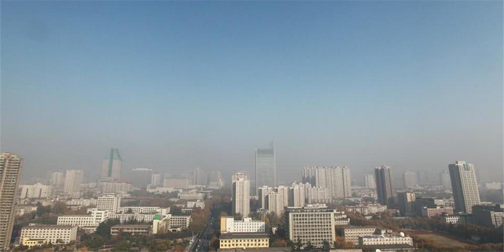 沙尘今夜潜入河南 大部地区将现严重污染