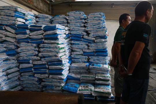 5400吨假盐被查:暴利一二十倍 比正牌卖得还要好