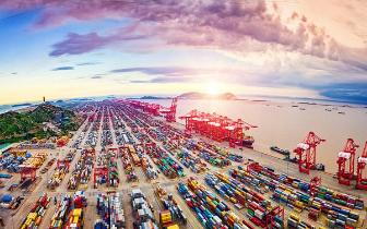 前10月江西外贸进出口增长4.6% 发展后劲增强