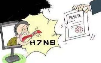 微信群中散布H7N9致死谣言 一男子被拘10日