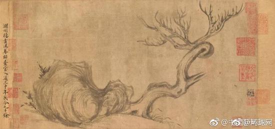 国宝回家!苏轼唯一真迹回归祖国 拍得4.636亿港币