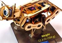 """世界上最快的机器猫:会做俯卧撑,还能""""软着陆"""