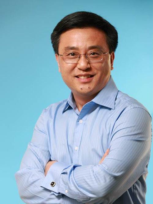 2018中国AI好汉风云榜贸易创新人物候选人之张亚勤