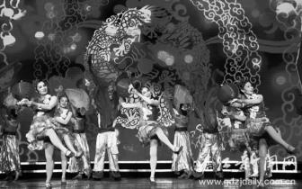 """""""群文杯""""舞蹈展演 湛江《中国喜洋洋》喜夺铜!"""
