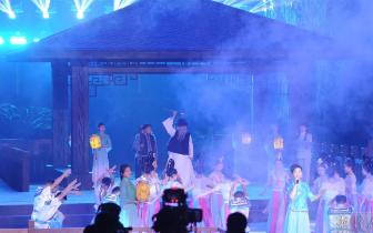 昨夜 湘潭沸腾了!齐白石艺术节震撼开幕