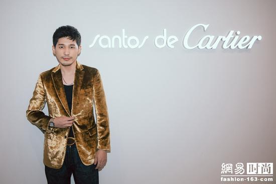 Santos de Cartier卡地亚山度士腕表体验展登陆上海