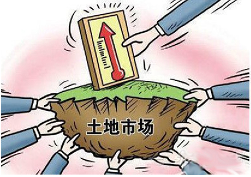 北京12宗地块出让创纪录 中铁系拍下两最贵地块
