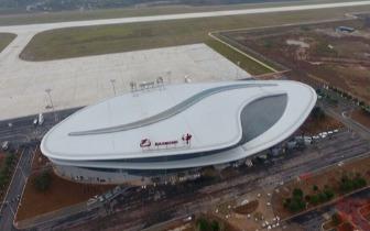 巴中恩阳机场今日试飞 力争春节前通航