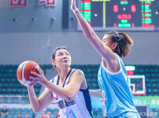 车轮战!北京女篮单场换人30次 变相轮休皆为季后赛