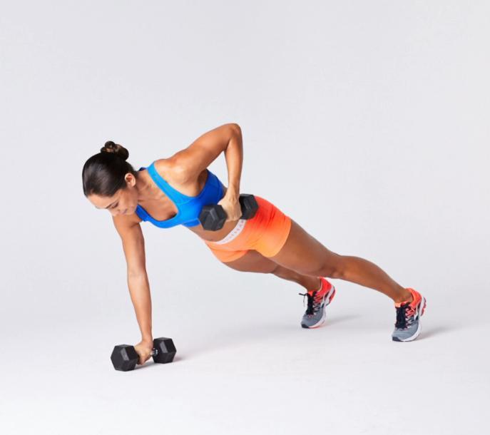 每天只需20分钟 5项训练轻松加强腹肌