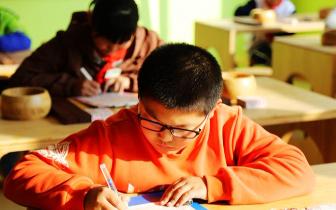 投资1.08亿 36班黄山中心小学改扩建项目投入使用