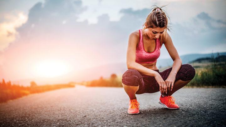 跑马之后如何恢复 听听奥运选手怎么说
