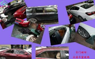 男子在潮州市区破窗盗窃车内财物6宗,作案手法十分娴熟