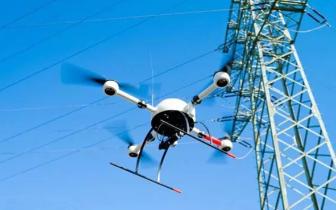 巡检输电线路有新招 孝感供电公司启用无人机