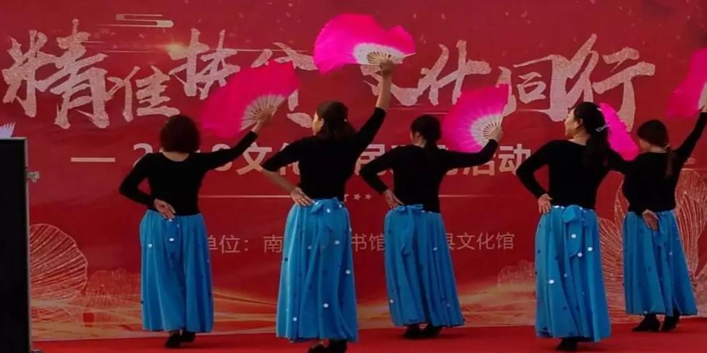 文化惠民活动走进刘八