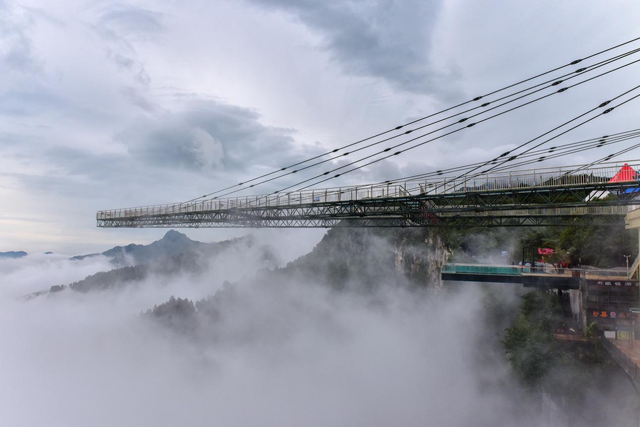 重庆冬季拍摄指南  解锁雾天拍摄目的地