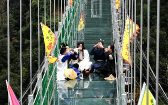 """各路""""大侠""""齐聚侠天下煮酒话江湖"""