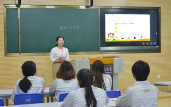 孝感生物工程学校教师吴琼获全国教学大赛二等奖