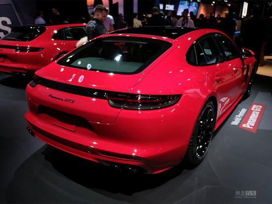 预售184.8万元起 全新Panamera GTS亮相