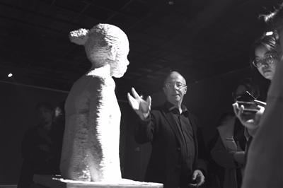 意大利国宝级艺术家把亚洲首展放到了杭州