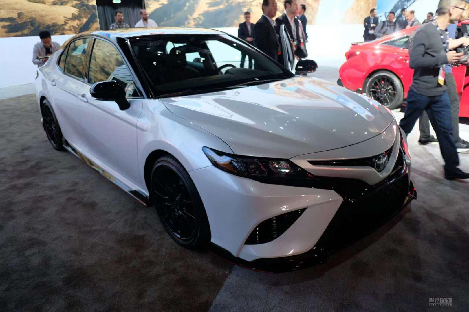 别人家的孩子 丰田凯美瑞TRD版车型发布