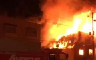 河南一养老院室内被褥起火致4死 负责人被控制