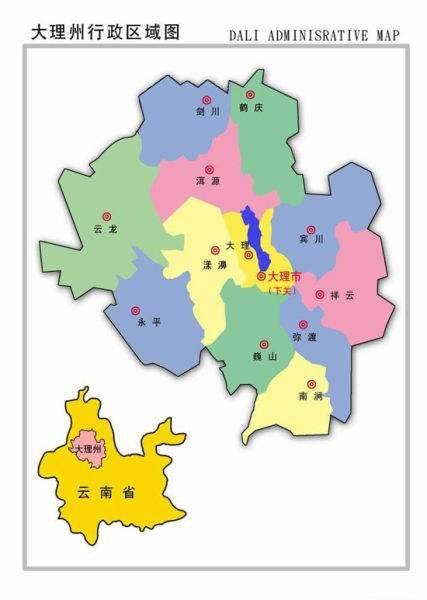 实力房企转战大理各县域 各县哪些项目值得入手?