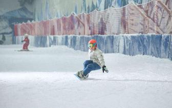 重庆滑雪地大盘点——这个冬天 让你玩雪不纠结!