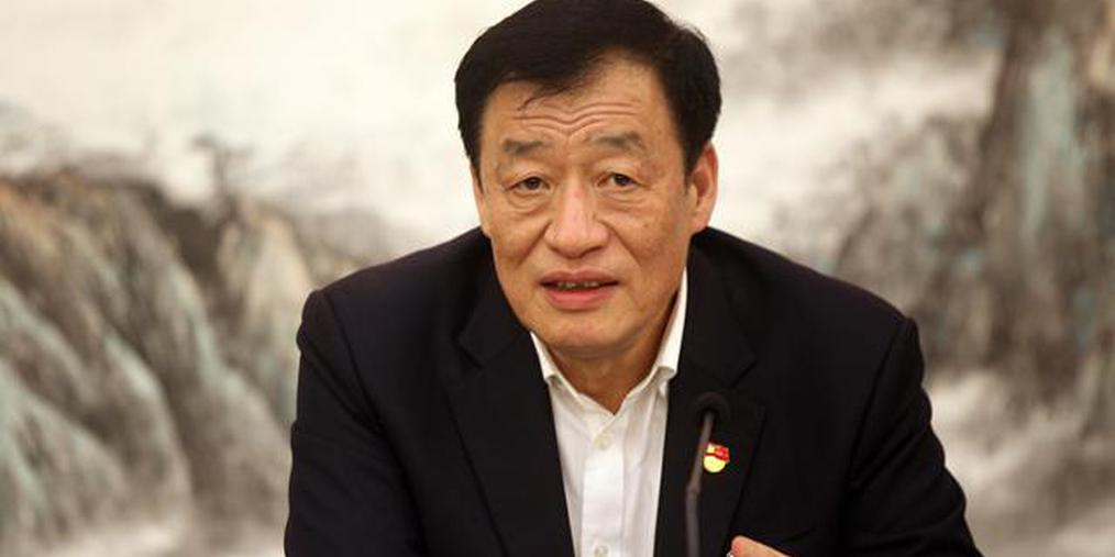 省委书记刘奇主持省委深改委第一次会议