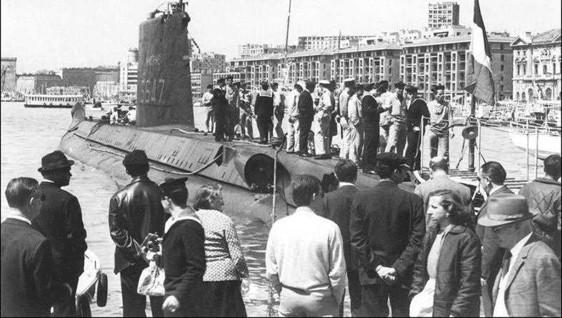 阿根廷潛艇失聯1年被找到 卻觸動法國人敏感神經