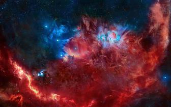 """外媒天文图片精选:太阳也有两副""""面孔"""""""